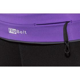 FlipBelt Classic Cinturón de Fitness, violet